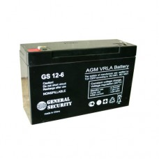 General Security GS 12-6