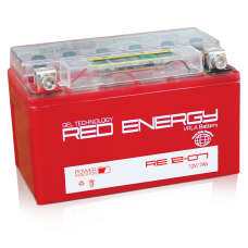 RED ENERGY RE 1207