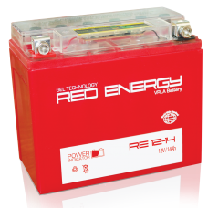 RED ENERGY RE 1214